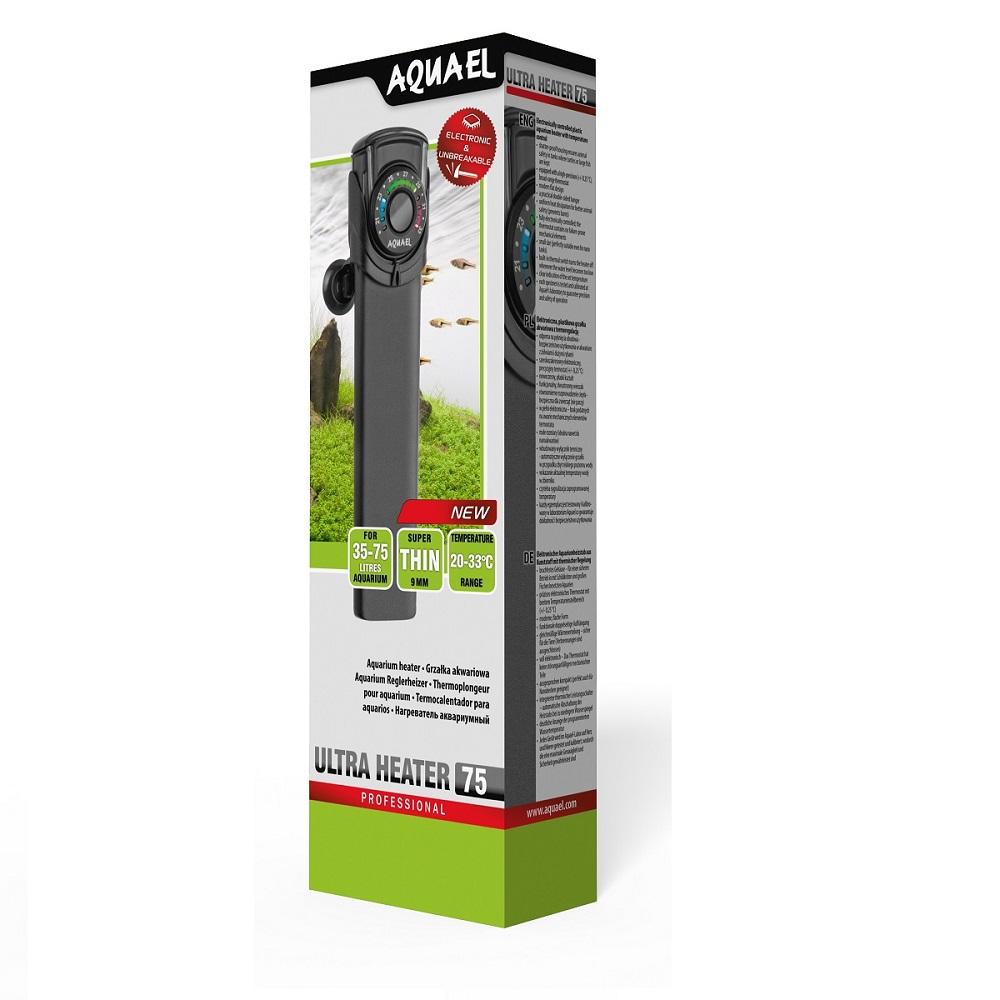 Нагреватель AQUAEL  Ultra Heater 75 W