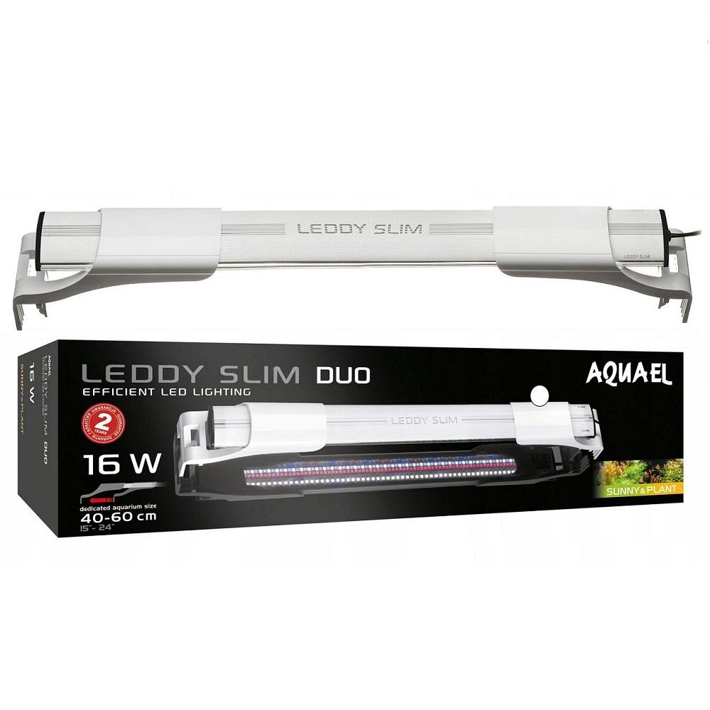 Светильник AQUAEL Leddy Slim Duo 16Вт Sunny&Plant белый