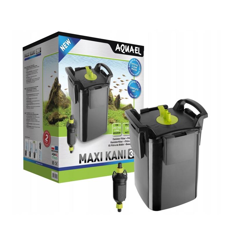 Фильтр внешний AQUAEL MAXI KANI 150 с выносной помпой
