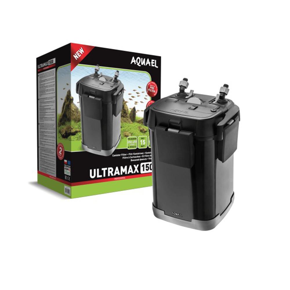 Фильтр внешний AQUAEL Ultramax 1500 1500 л/час до 400л