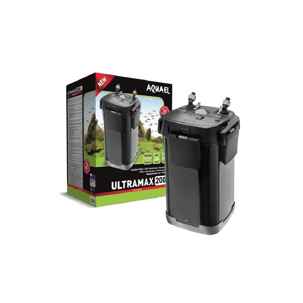 Фильтр внешний AQUAEL Ultramax 2000 2000 л/час до 700л