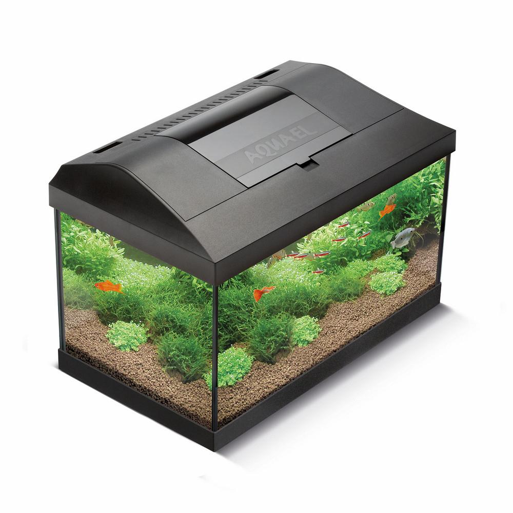 Аквариум Aquael LEDDY SET plus 40 прямой   белый 25 л