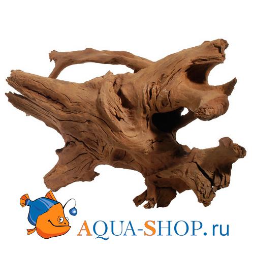 Коряга мангровая Aquael размер L