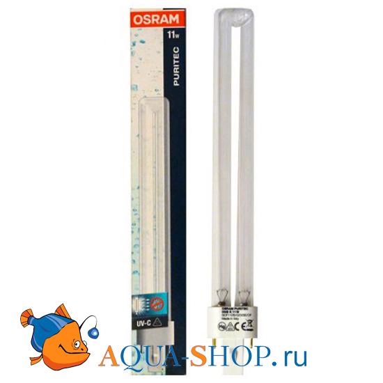 Бактерицидная лампа Osram HNS S 11 W G 23
