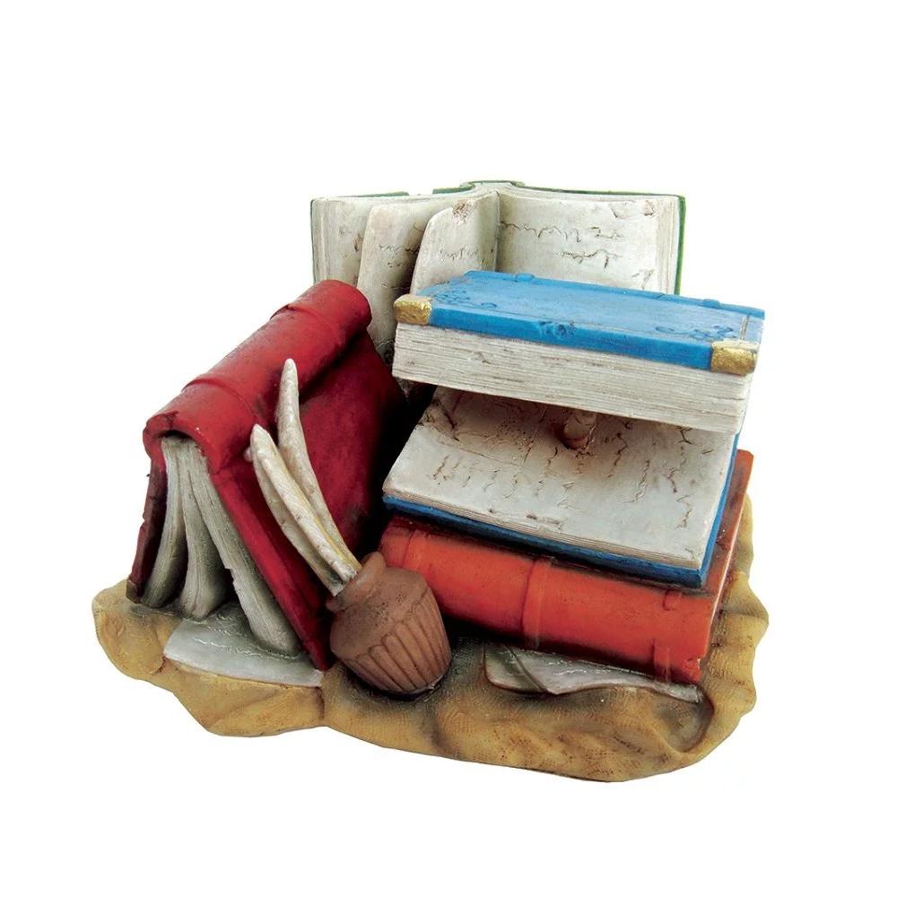 Декоративная композиция ArtUniq Книги для учёных рыб, 14,5х14х8 см