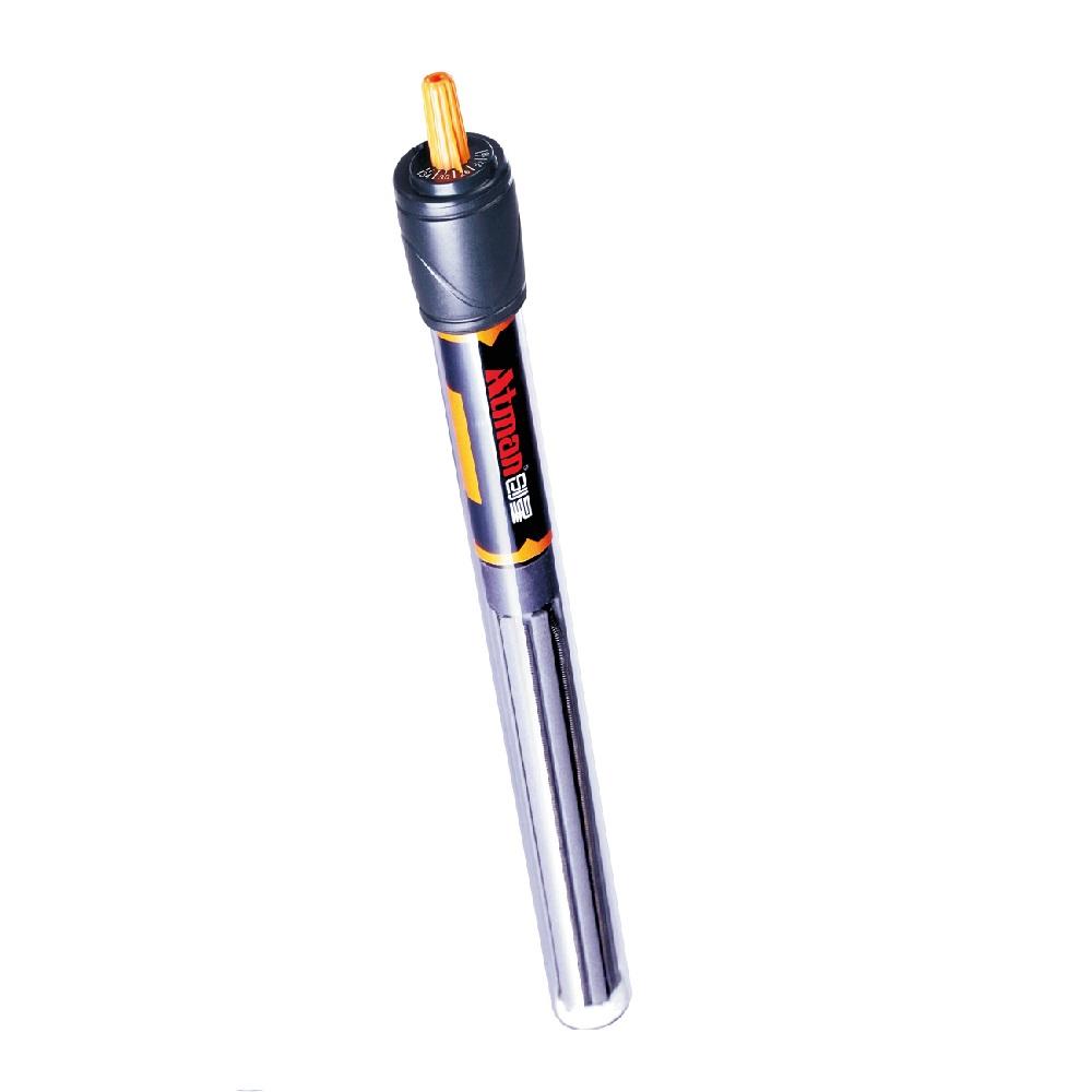 Терморегулятор Atman HEATER для аквариумов до 25 литров, 25W t=18-34C