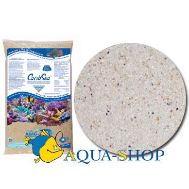 Грунт Carib Sea Arag-Alive-Fiji Pink живой арагонитовый песок 0.5-1.5 мм 9,1 кг (12416) купить в интернет-магазине AQUA-SHOP