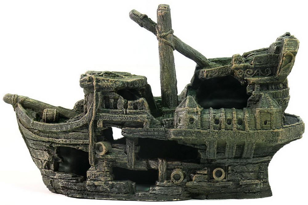 "Грот DekSi Корабль №503 ""Летучий голландец"""