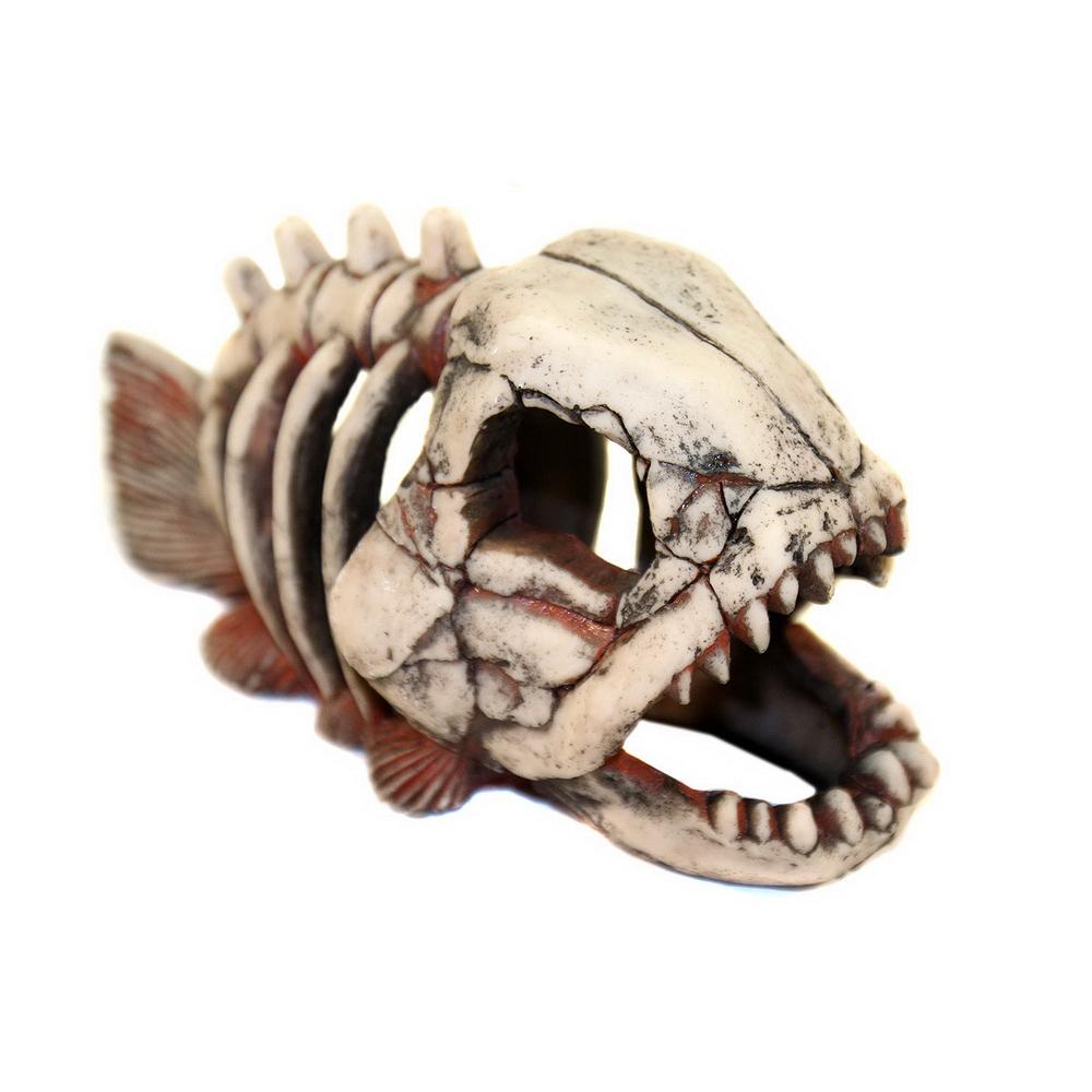 Грот DekSi Скелет рыбы №901