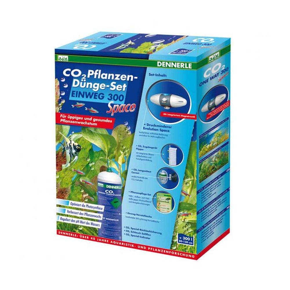 Система CO2 Dennerle Einweg 300 Space