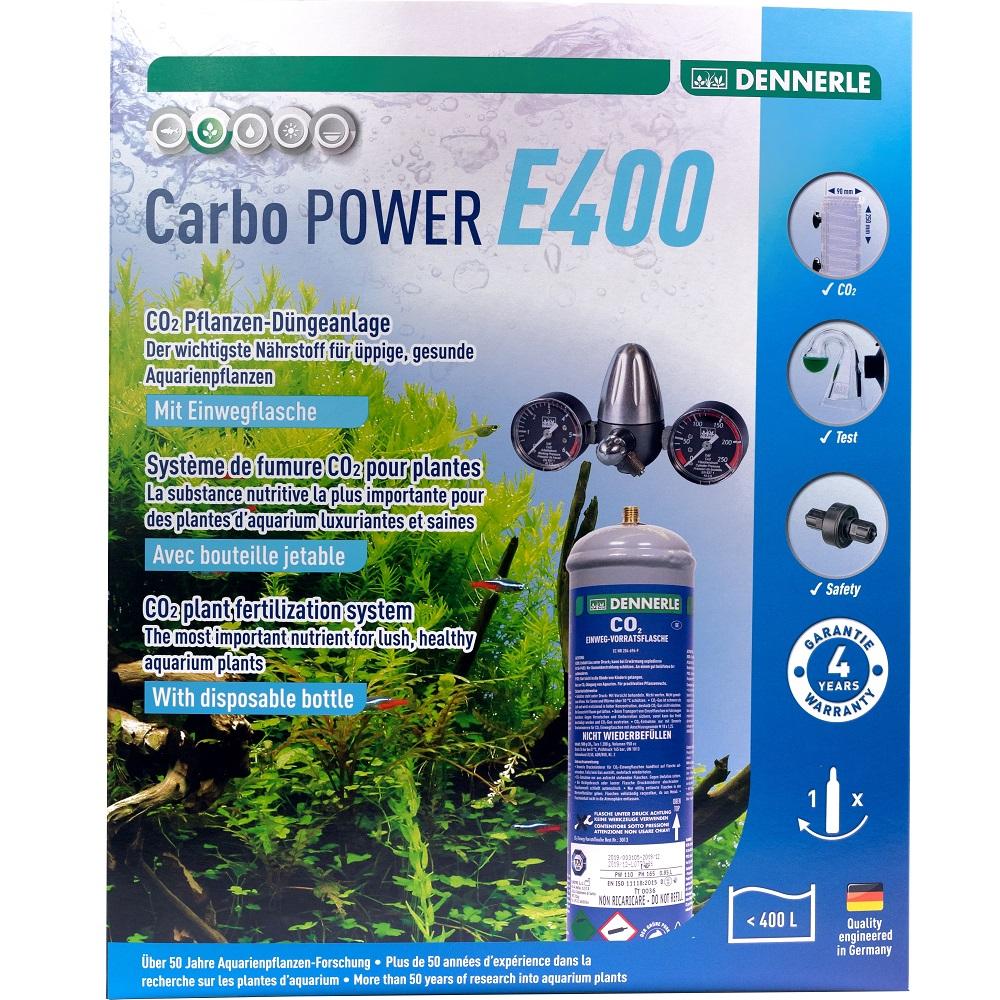 Система CO2 Dennerle Einweg 300 Quantum