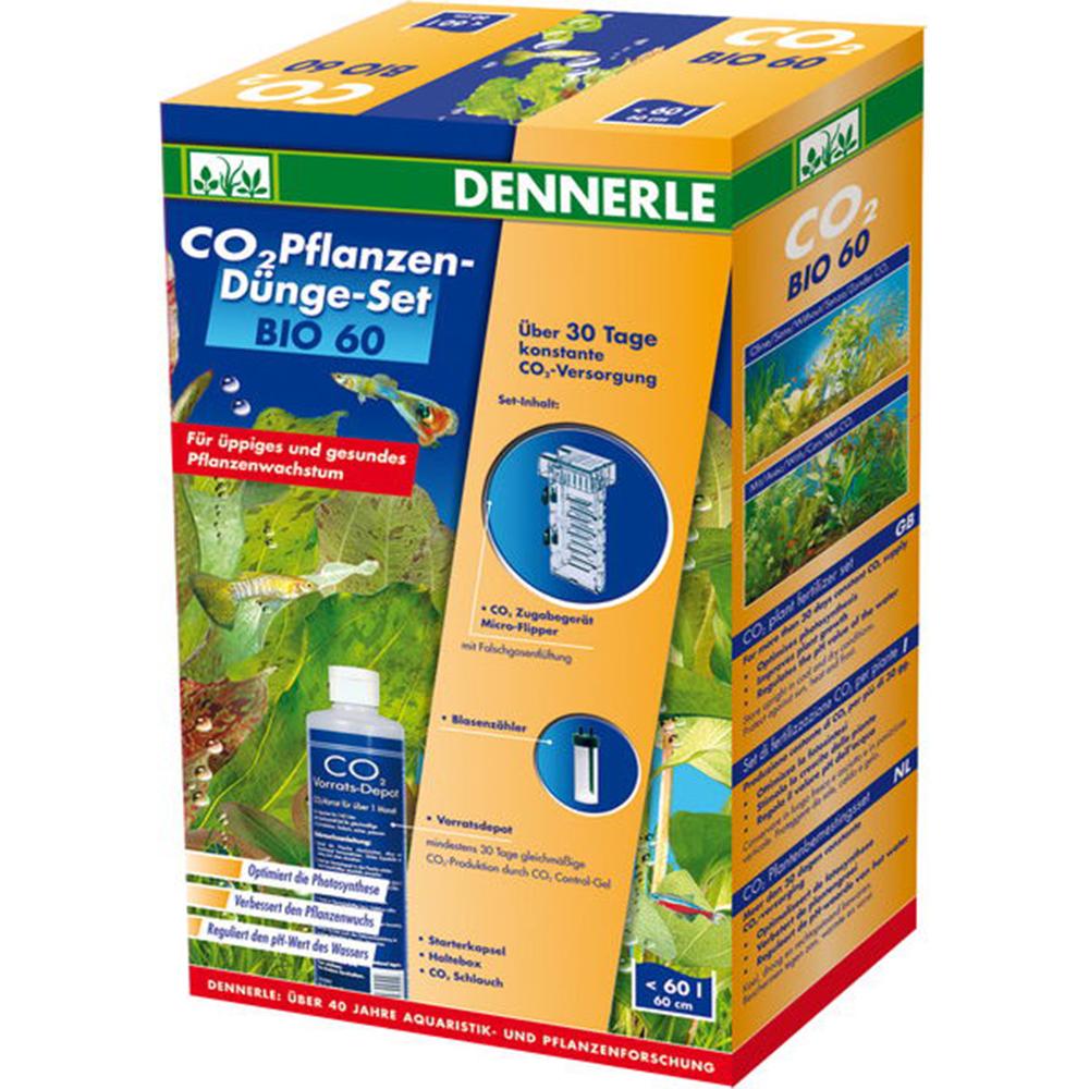 Система СО2 в аквариум Dennerle BIO 60 CO2 Profi KomplettSet