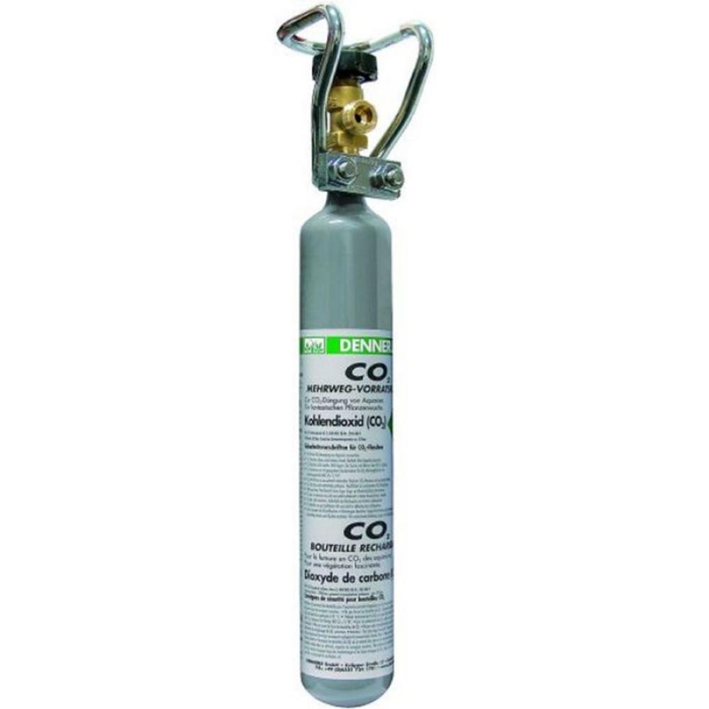 Баллон CO2 Dennerle многоразовый заправляемый на 500 г MEHRWEG 500 g