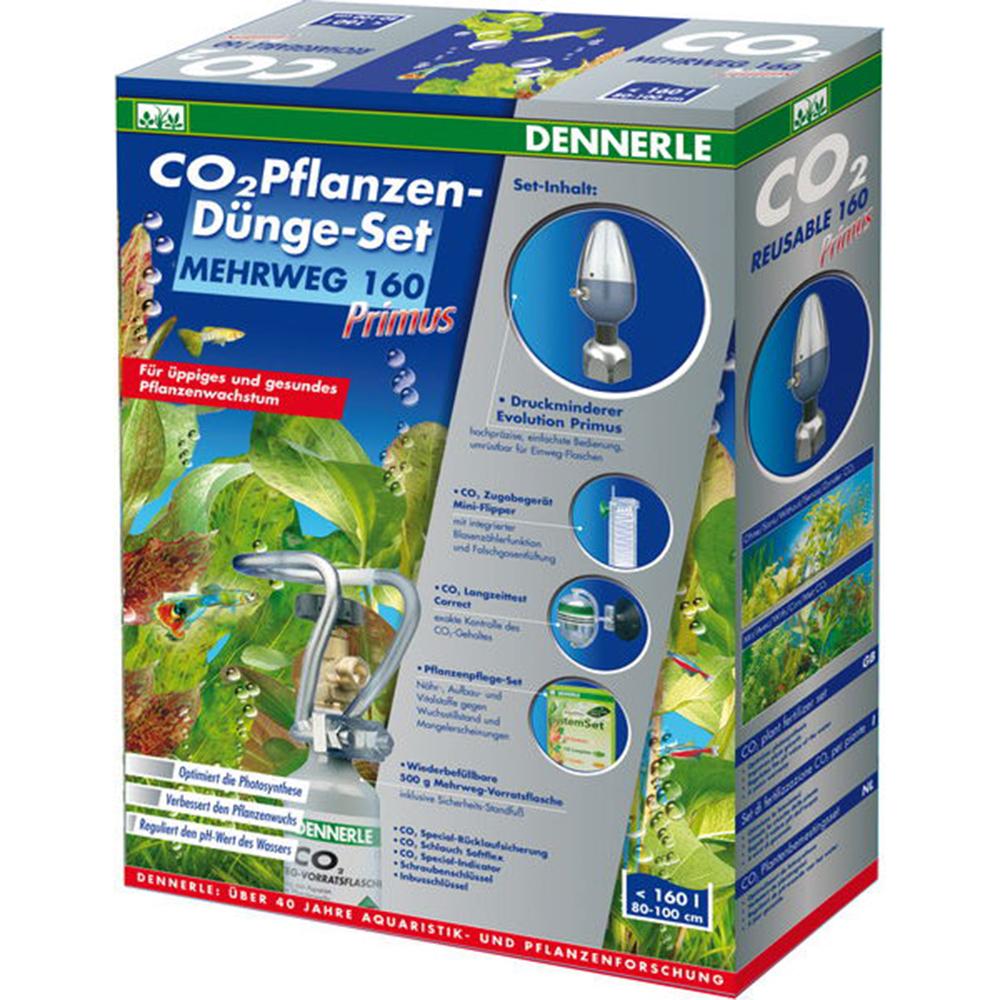 Система CO2 Dennerle MEHRWEG 160 Primus