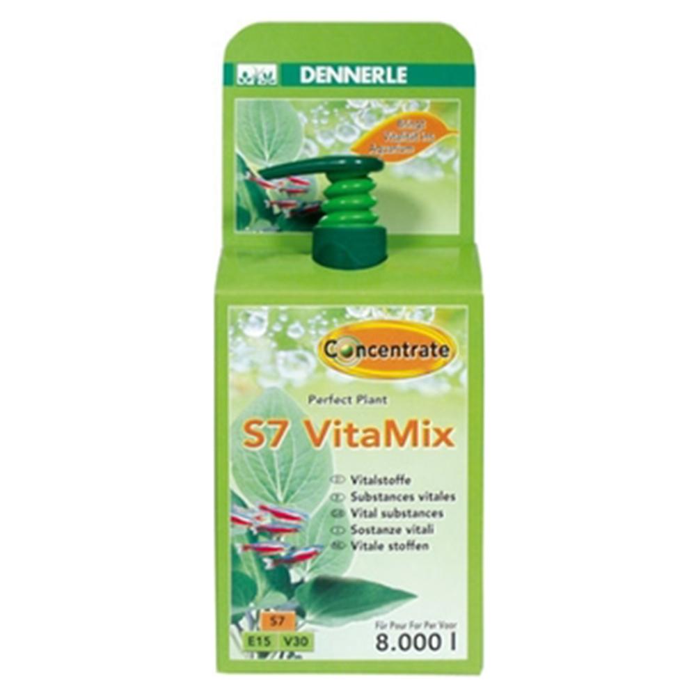 Удобрение DENNERLE S7 VitaMix микроэлементы и витамины 250мл/8000л