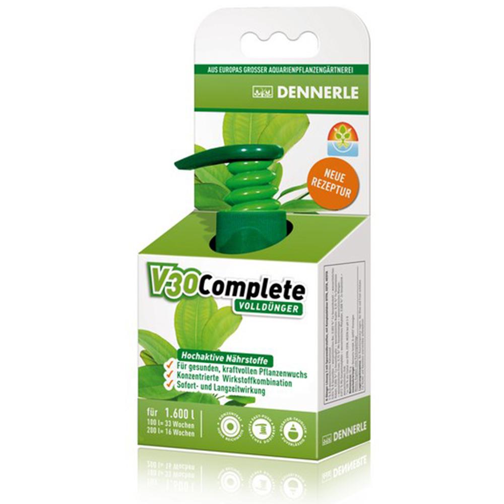 Удобрение DENNERLE V30 Complete полный комплекс 50мл/1600л