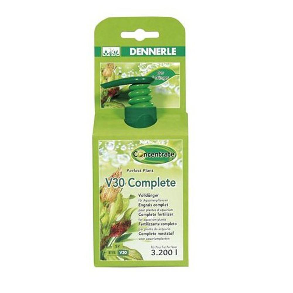 Удобрение DENNERLE V30 Complete полный комплекс 100мл/3200л