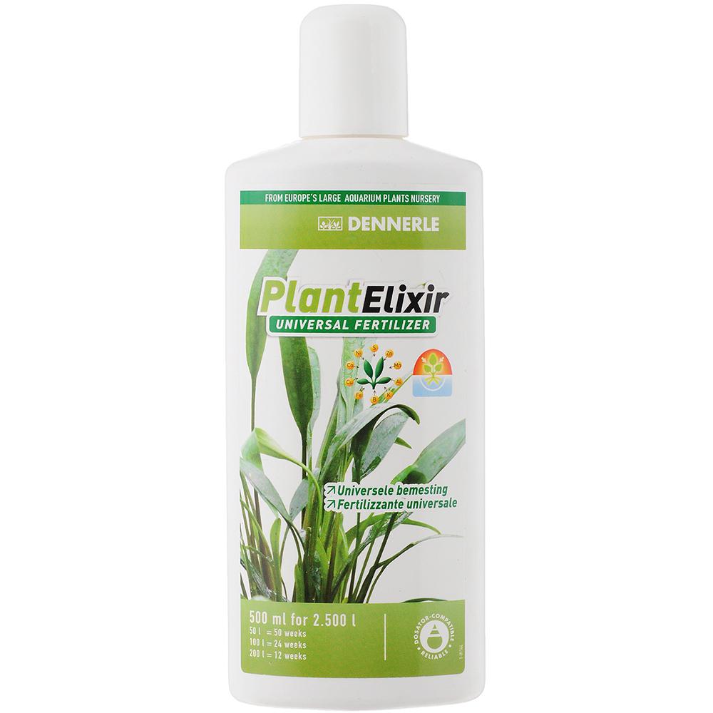 Удобрение DENNERLE Plant Elixir с калием 500мл/2500л