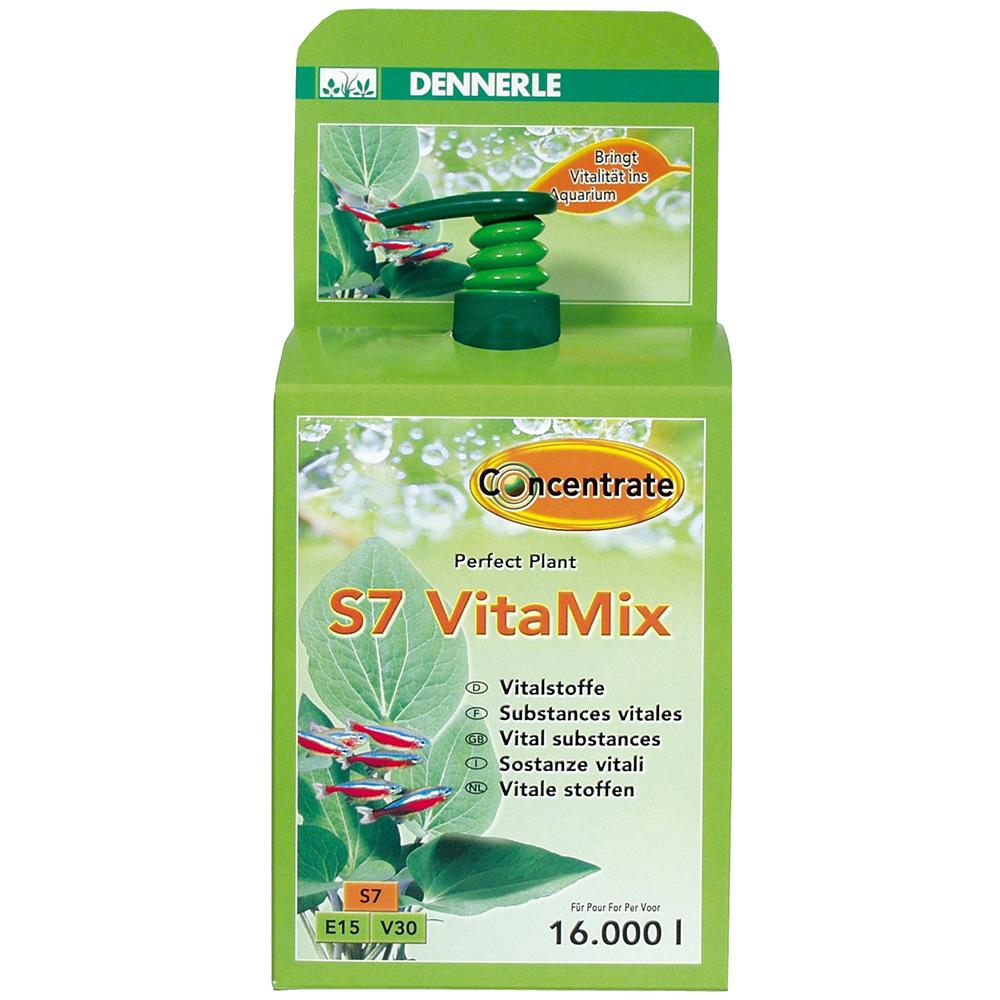 Удобрение DENNERLE S7 VitaMix микроэлементы и витамины 50мл/1600л