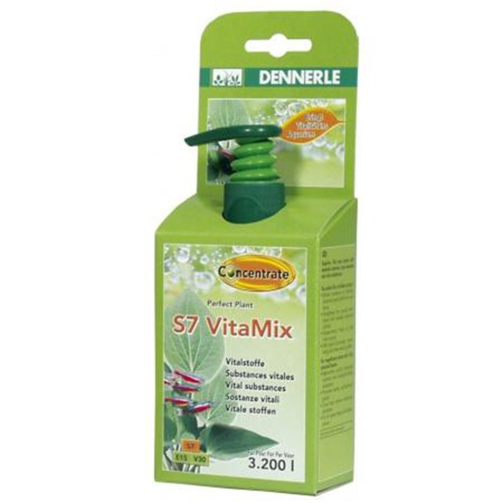 Удобрение DENNERLE S7 VitaMix микроэлементы и витамины 100мл/3200л