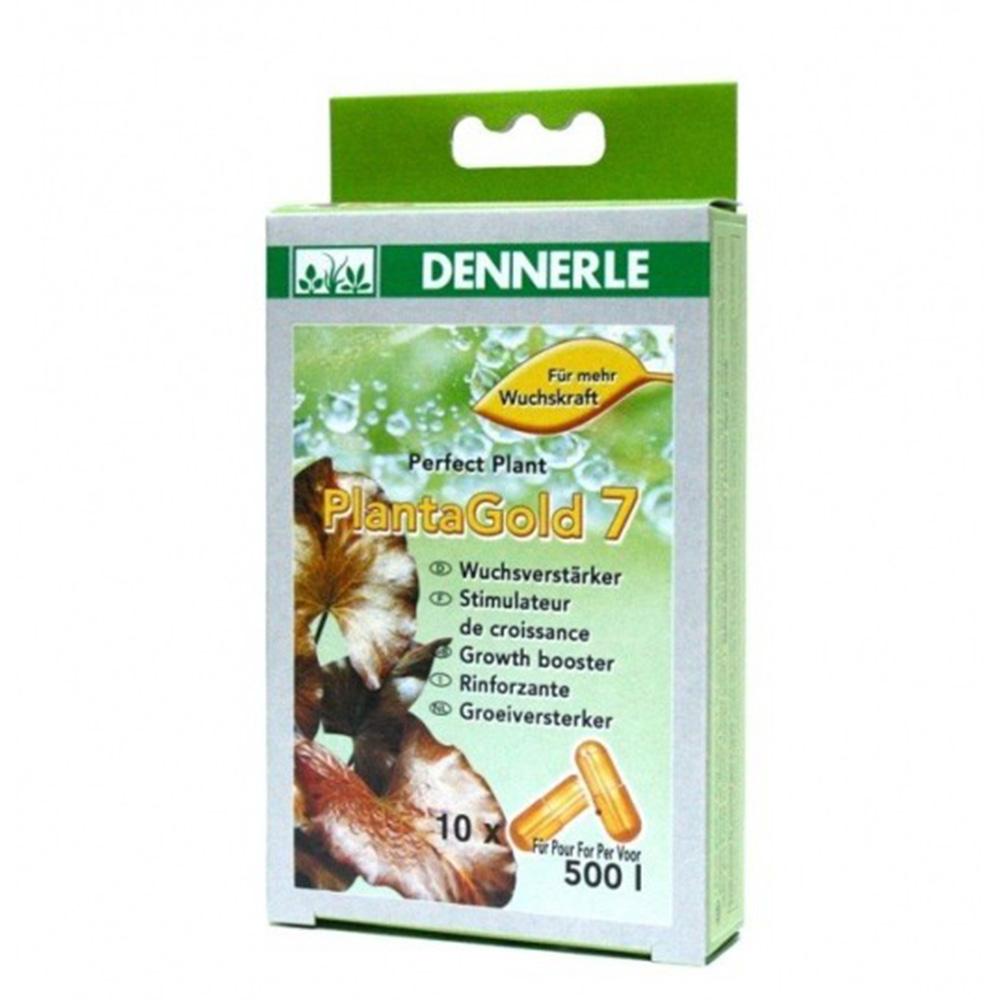 Стимулятор роста растений DENNERLE PlantaGold 7 10капс/500л