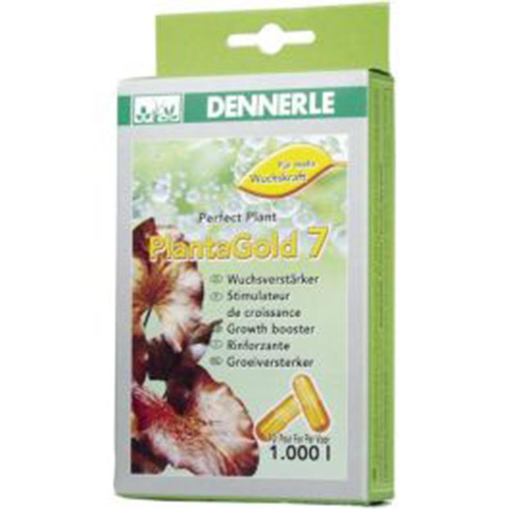 Стимулятор роста растений DENNERLE PlantaGold 7 20капс/1000л