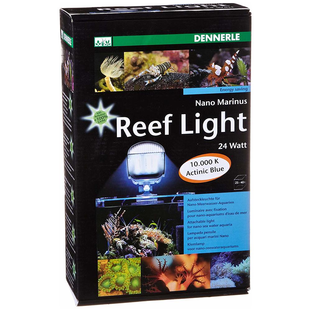 Светильник для морских нано-аквариумов Dennerle Marinus ReefLight 24W