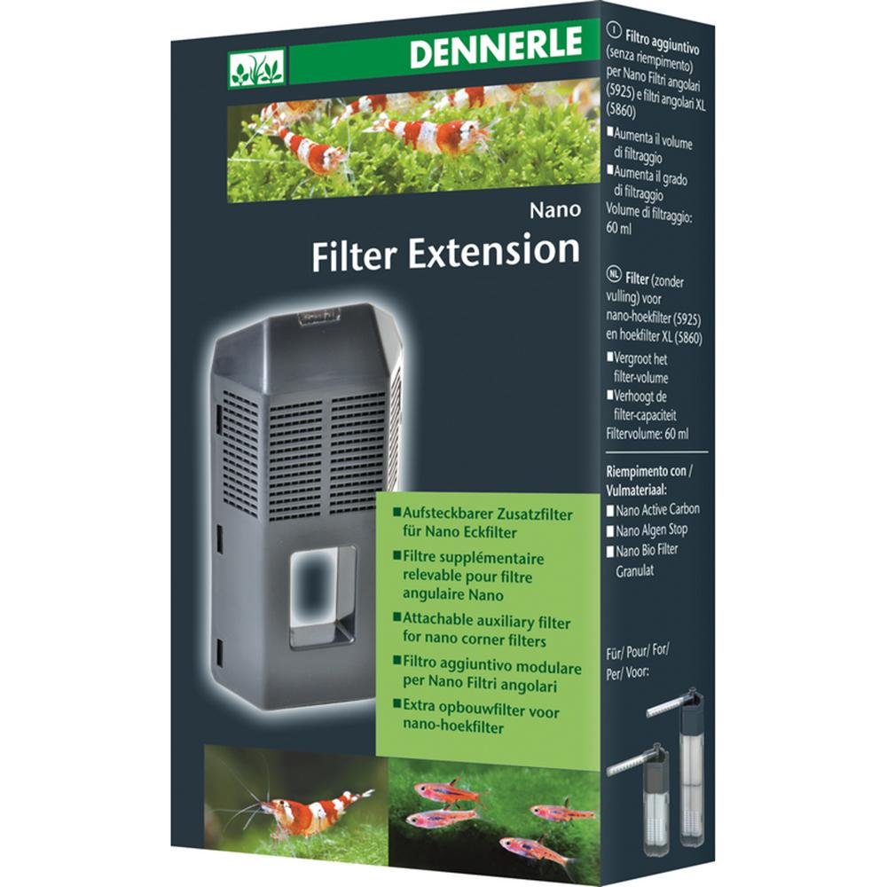 Насадка Dennerle Nano FilterExtension для расширения фильтров Nano Clean