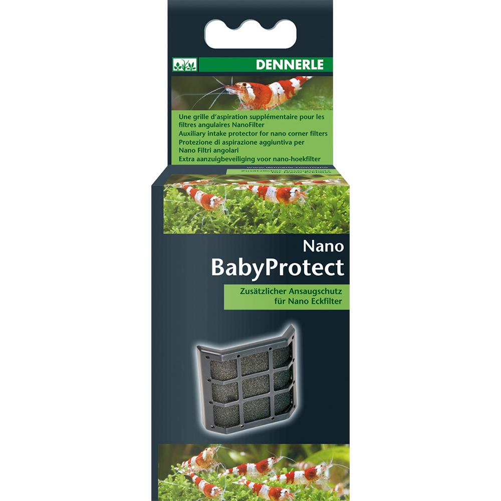 Насадка Dennerle защитная Nano Baby Protect для фильтров Nano Clean