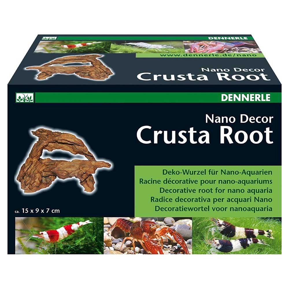 Декорации для мини-аквариума Dennerle Nano Crusta Root M