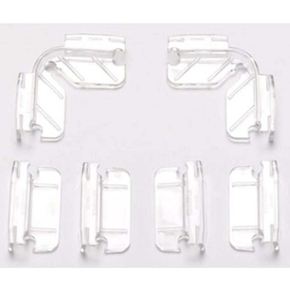 Крепления для покровного стекла для аквариумов Dennerle NanoCube