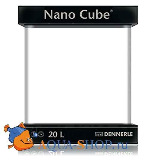 Аквариум Dennerle Nano Cube на 20 л