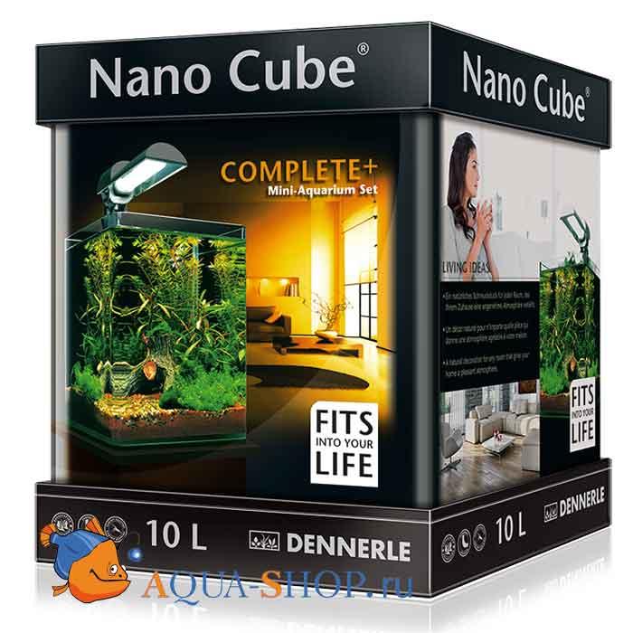 Аквариум Dennerle Nano Cube Complete PLUS на 10 л