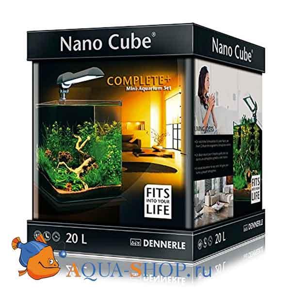 Аквариум Dennerle Nano Cube Complete PLUS на 20 л