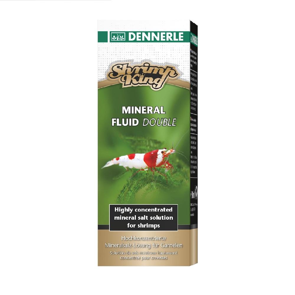 Добавка минералов Dennerle Shrimp King для аквариумов с пресноводными креветками 100мл