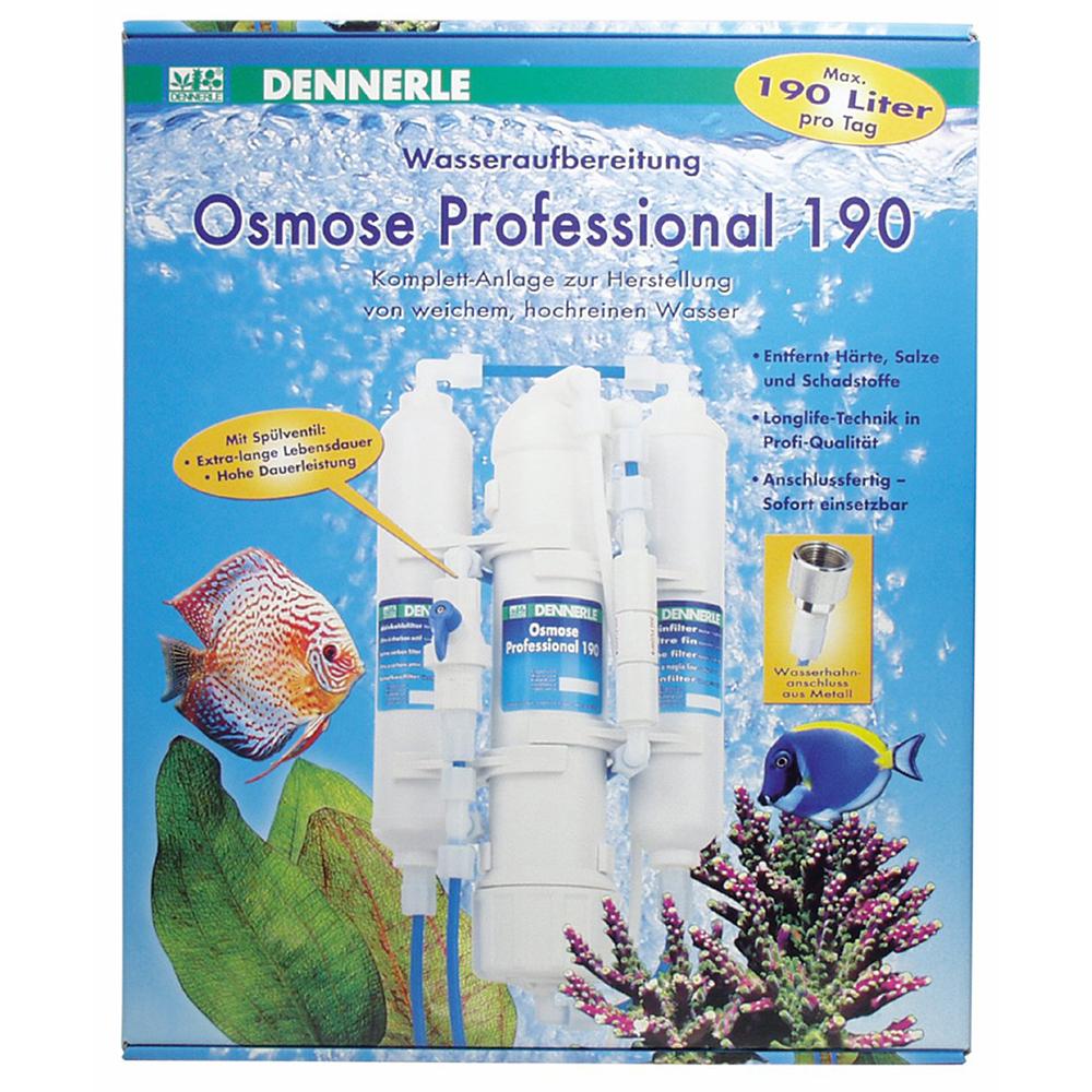 Установка обратного осмоса Dennerle Professional 190