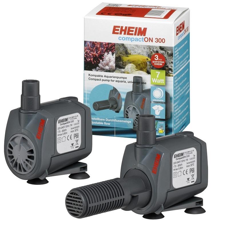 Помпа погружная EHEIM compactON 300 (170-300л/ч)