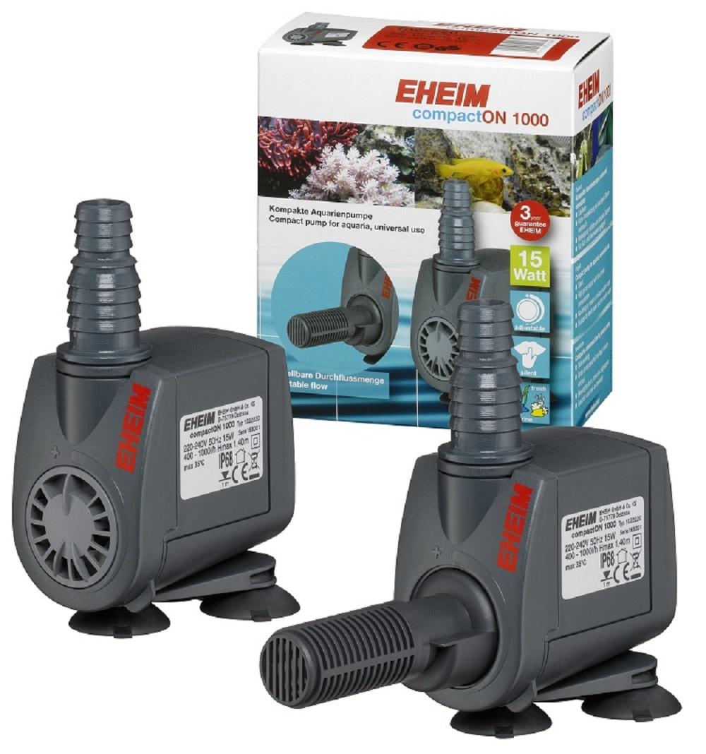 Помпа погружная EHEIM compactON 1000 (400-1000л/ч)