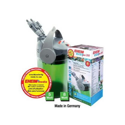 Фильтр внешний EHEIM ECCO Pro 300 до 300л с наполнителями