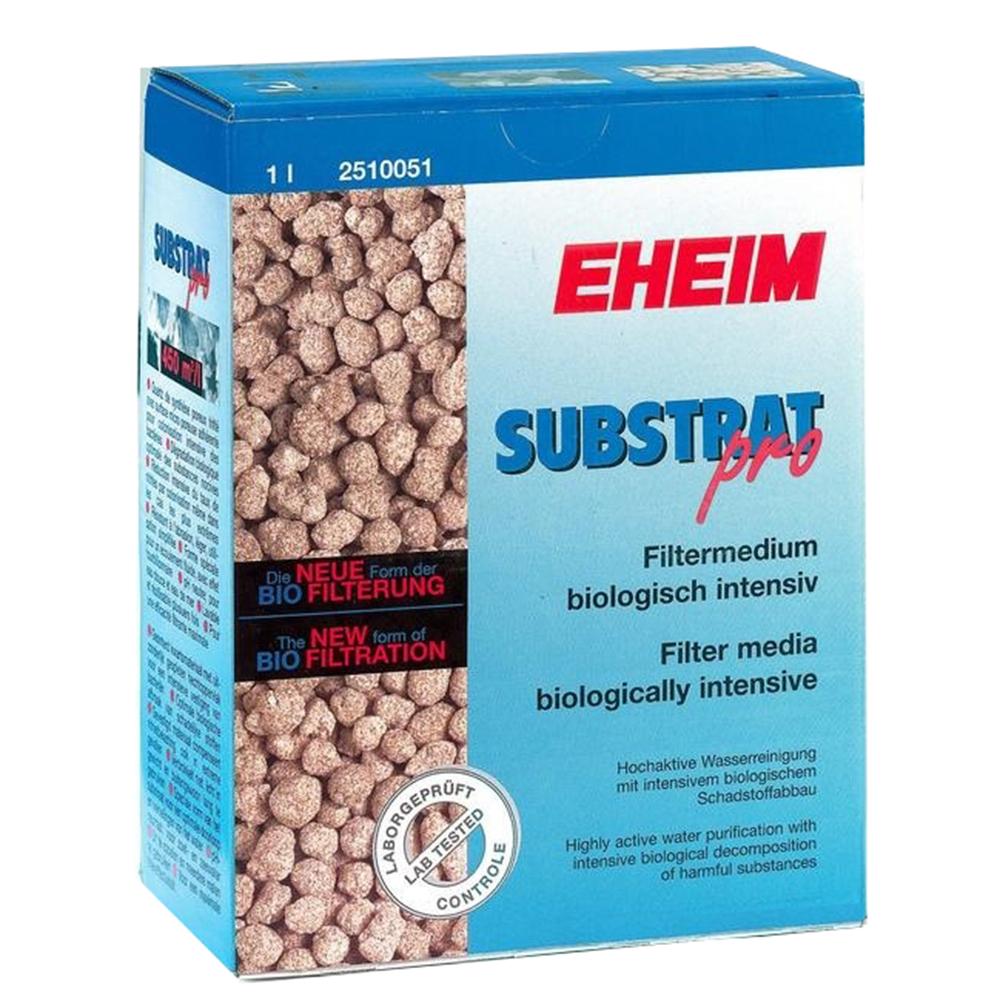 Субстрат высокопористый Pro EHEIM 1.0 л. в пакете