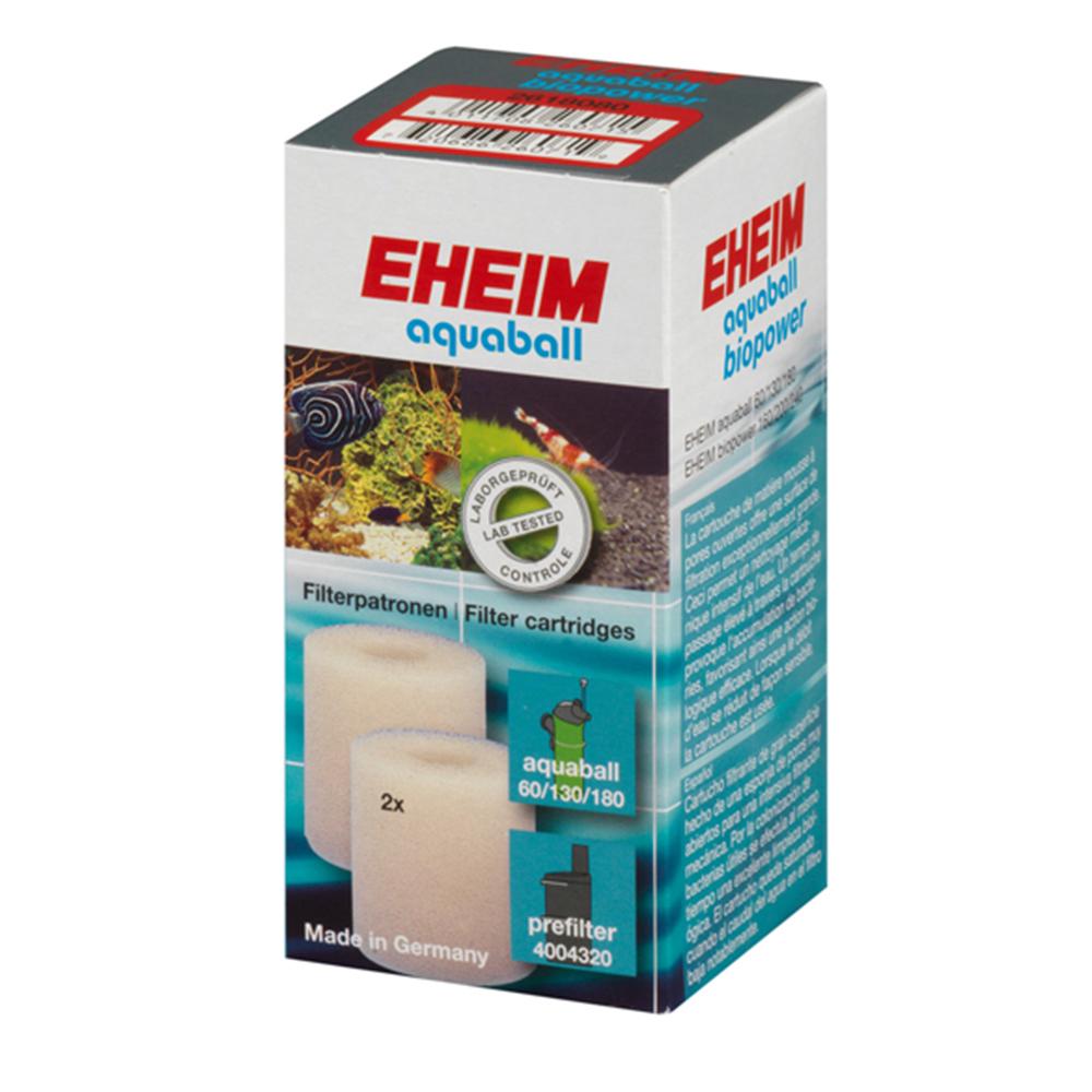 Губка для фильтра EHEIM Aqua Ball 60-180 и biopower 160-240 (2 шт)