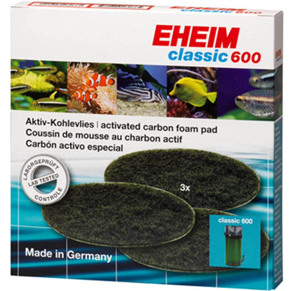 Губка угольная для фильтра EHEIM 2217