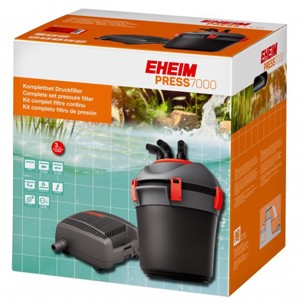 Фильтр прудовый EHEIM напорный press7000 set flow2500