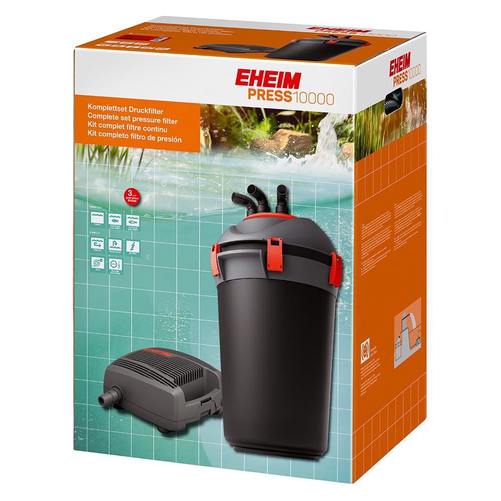 Фильтр прудовый EHEIM напорный press10000 set flow3500