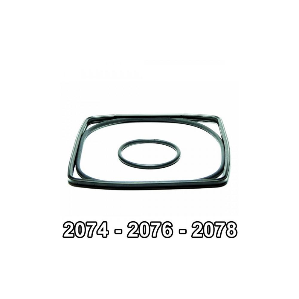 Кольцо уплотнительное EHEIM для фильтров Prof 3e 2076/2078 набор 3 шт