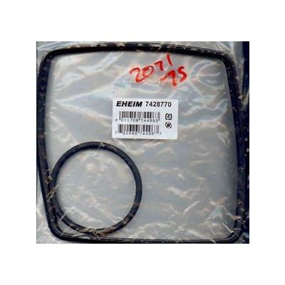 Кольцо уплотнительное EHEIM для фильтров Prof 3.3e 2071/73/74/75 под голову набор 2 шт