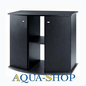Тумба для аквариума FERPLAST CAYMAN SCENIC 80, черная.