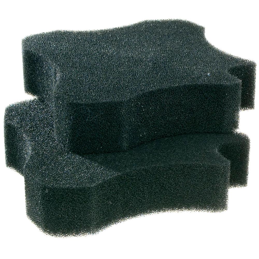 Губка угольная bluclear 700/1100 sponge для фильтра FERPLAST BLUEXTREME 700-1100
