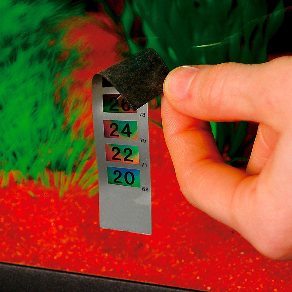 Термометр FERPLAST жидкокристаллический
