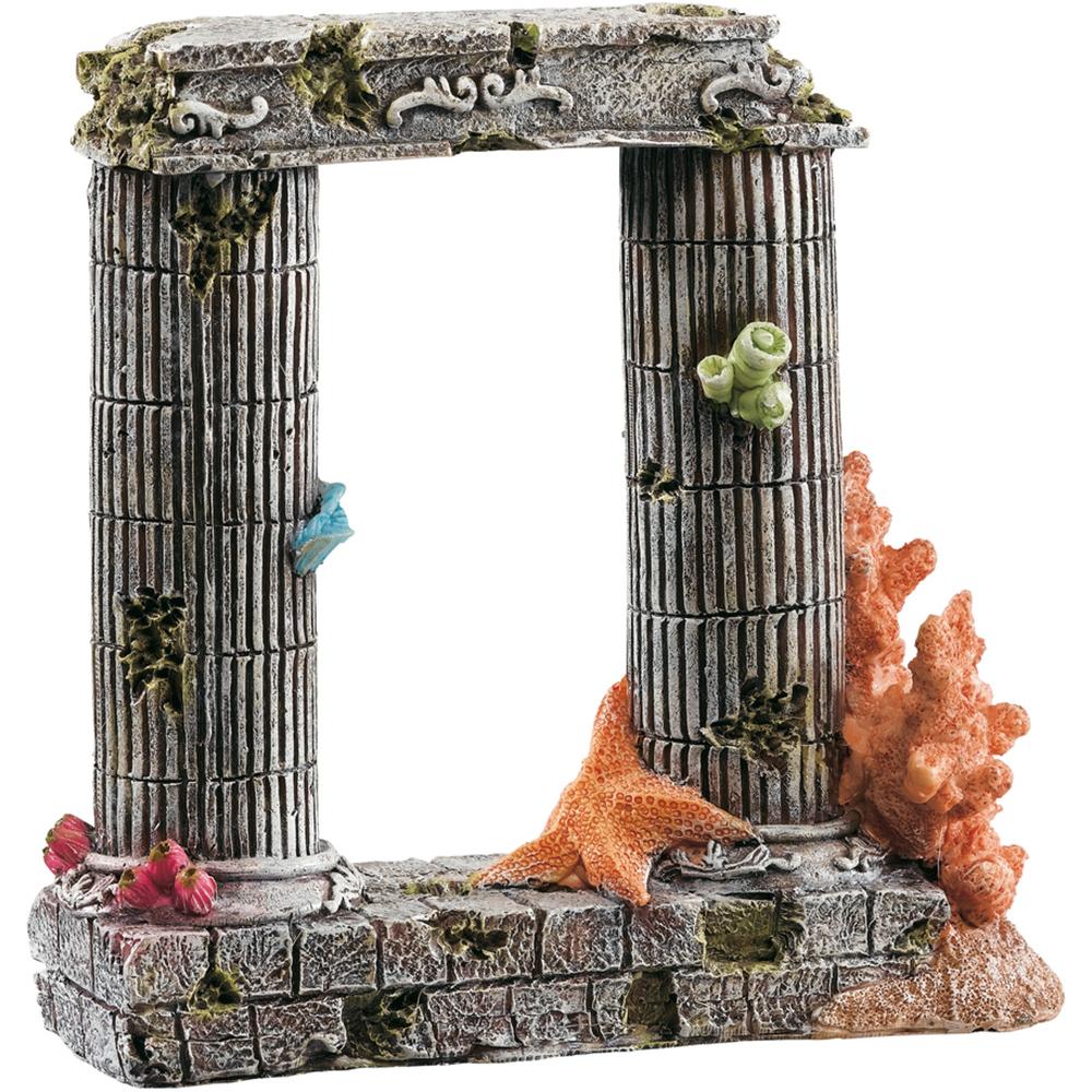 Арка декоративная FERPLAST с кораллами